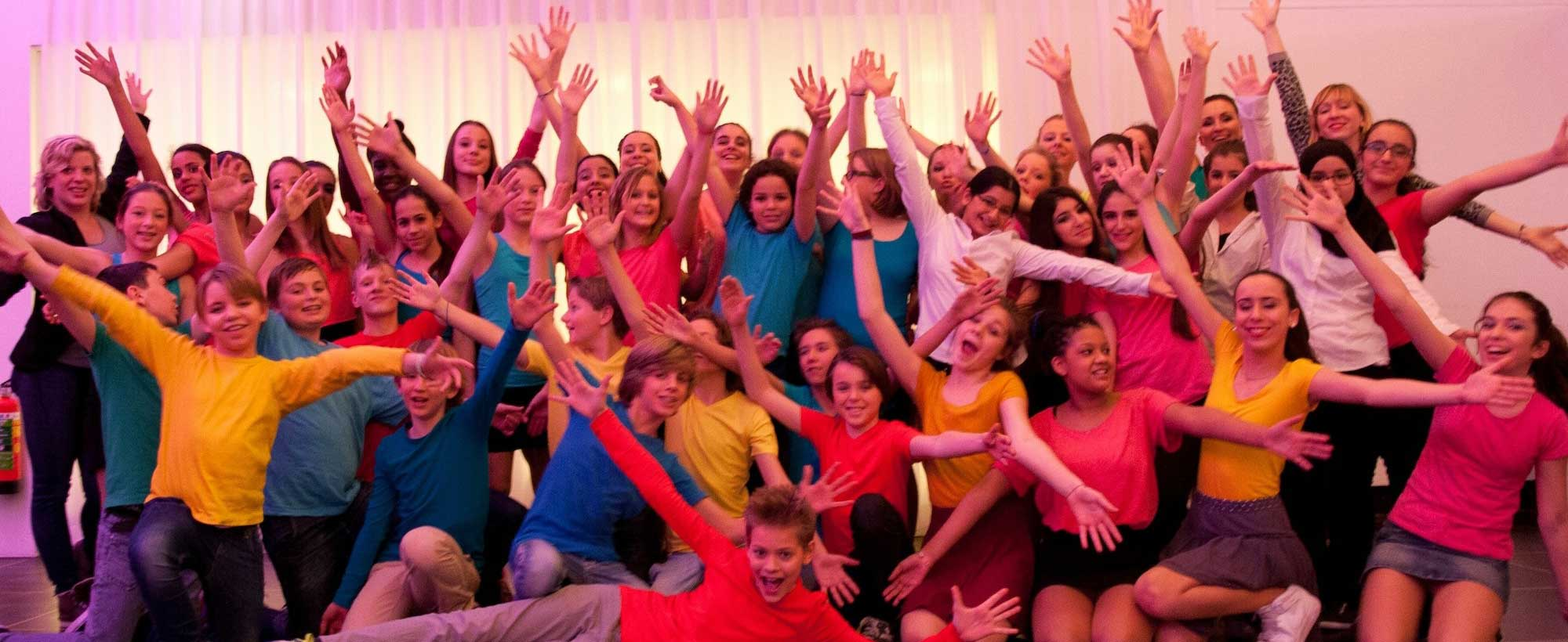 12 jaar en optreden in de grote zaal van de Stadsschouwburg, ja hoor!