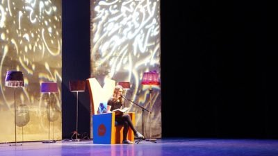 Iris Poncia uit D1A is de 'Beste voorlezer van de provincie Utrecht'!