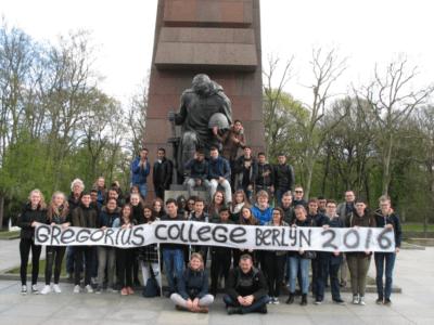 Berlijnexcursie 2016