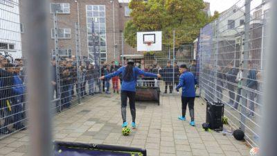 Futsal Fissa in brugklas 1