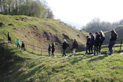 Excursie naar Verdun