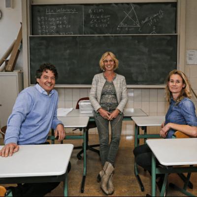 Eerste vrije middelbare school van Utrecht op het Gregrorius