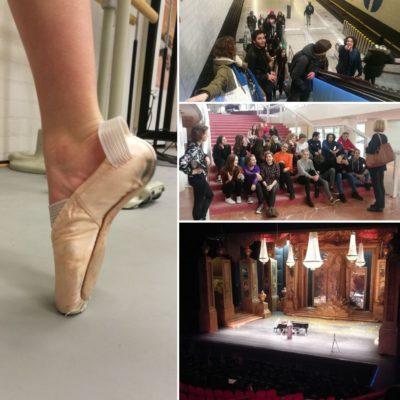 Naar het Nationaal Opera Ballet in Amsterdam