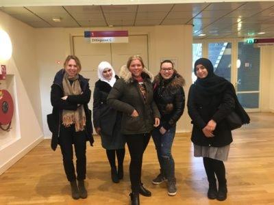 Bezoek aan de rechtbank – ondernemend leren