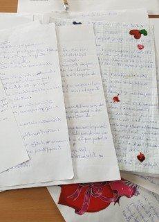 Correspondentie met Mali